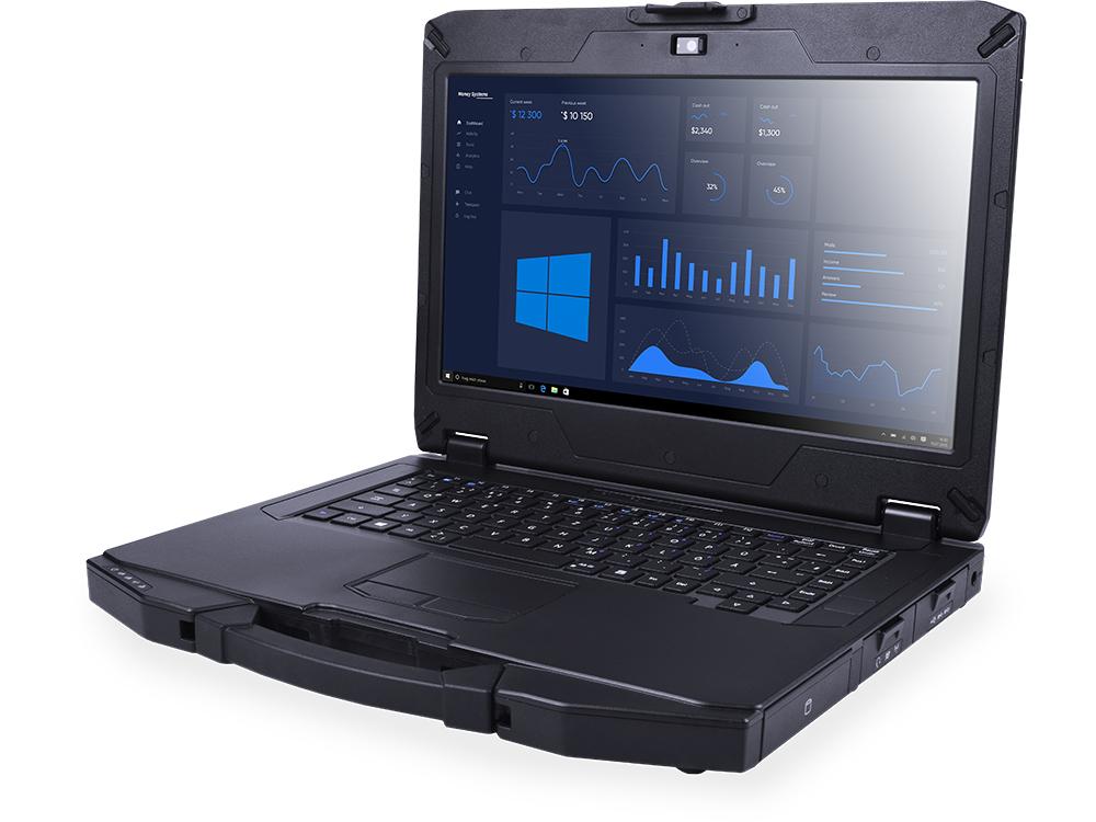 Pokini Rugged Notebook N14