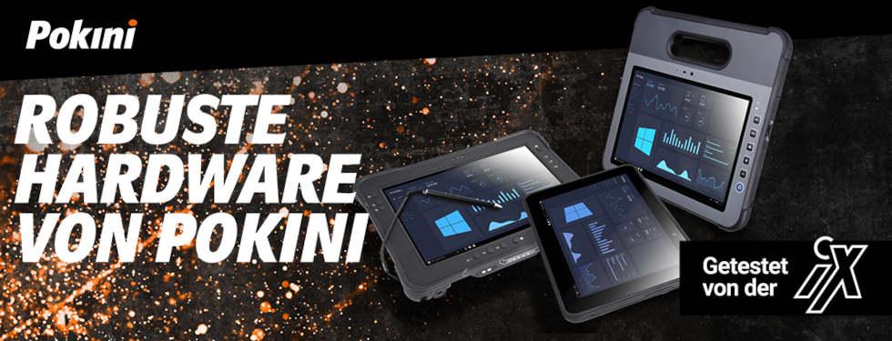 Pokini Hardware getestet von der IX